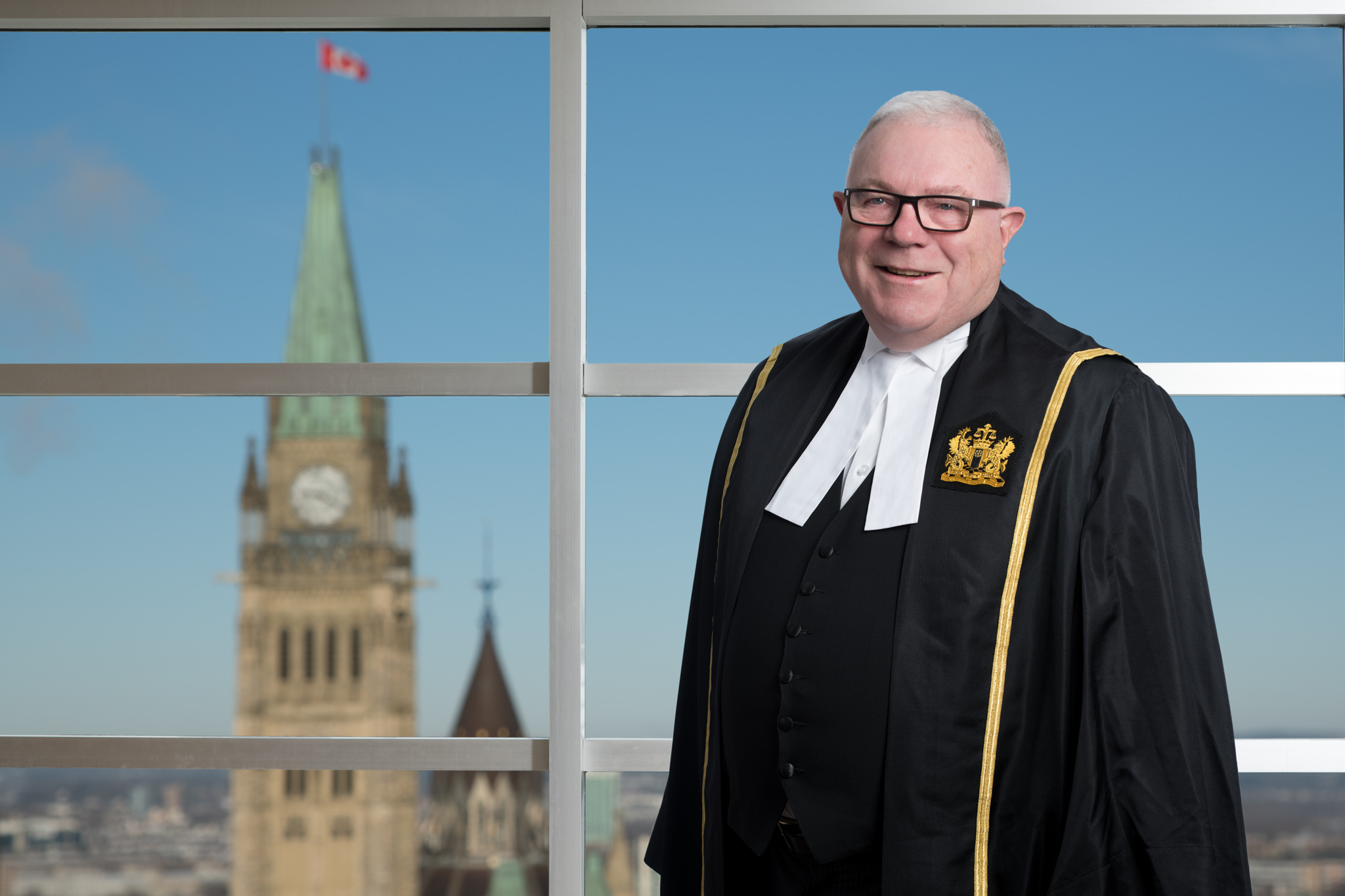 The Honourable Michael L. Phelan