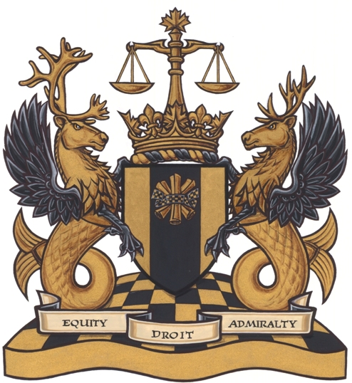The Federal Court's Coat of Arms