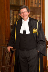 The Honourable Keith M. Boswell