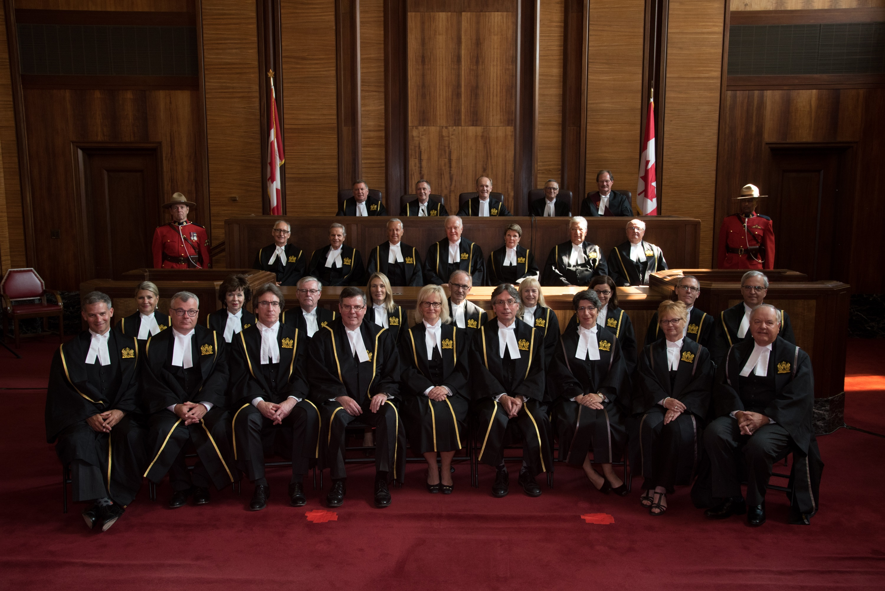 Swearing-In Ceremony, (Ottawa) June 14, 2013